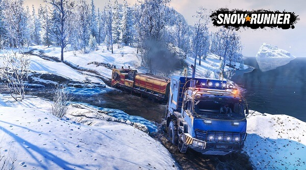 Snowrunner Download PC Free Game
