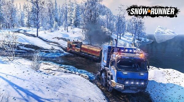 Snowrunner Download PC Free Game