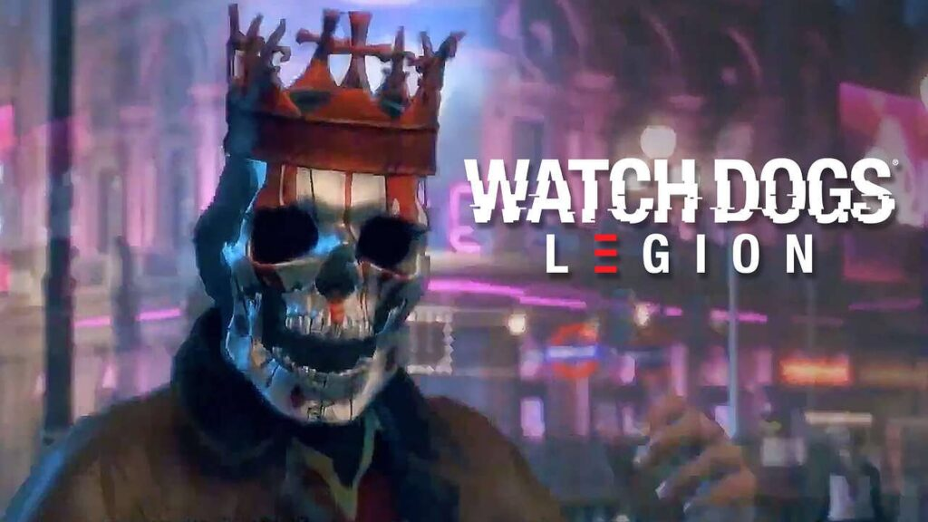 WATCH DOGS LEGION FREE DOWNLOAD
