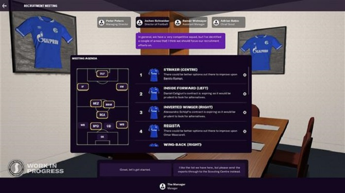 FOOTBALL MANAGER 2021 Full Game
